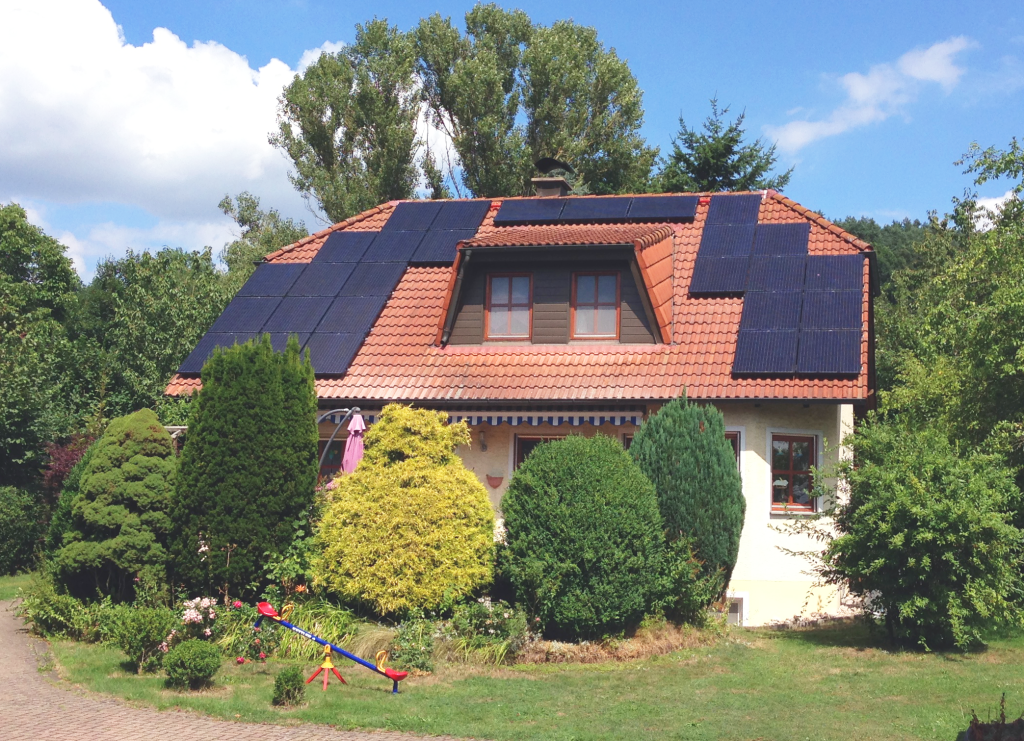 Photovoltaik Anlage in Deutschland