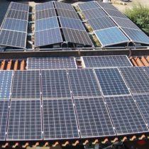 Luftbild Anlage ecoTech